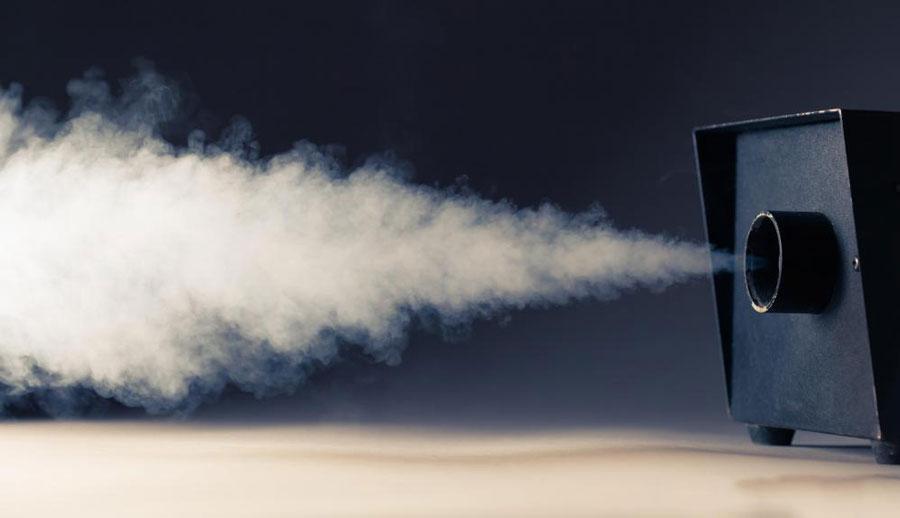 Μηχανή καπνού
